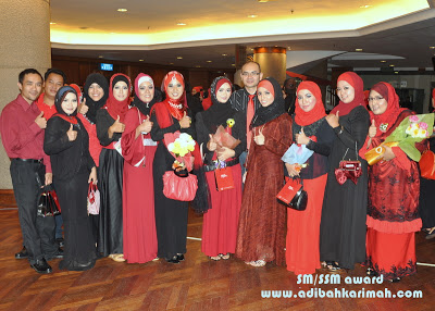 premium beautiful sales manager and senior sales manager top agent with business team, award by hai-o at menara pgrm