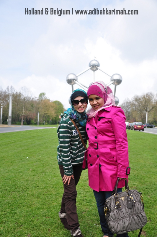 Free holiday to Holland and Belgium fully sponsored 5 star package by premium beautiful corset with hanis haizi.
