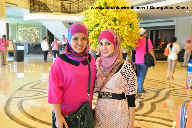 Sneak Preview free holiday to Guangzhou for premium beuatiful top agent from green leaders group with cdm hanis haizi