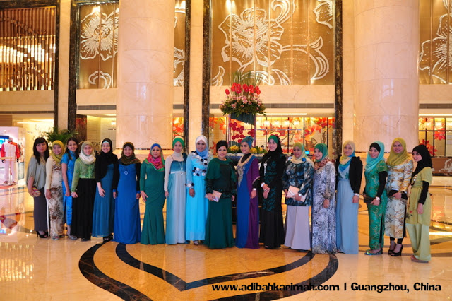 Sneak Preview free holiday to Guangzhou for premium beuatiful top agent from green leaders group during gala dinner